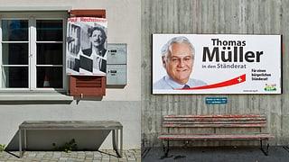 Ständeratswahl St. Gallen: «Die SVP hat früh aufgegeben»