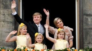 Jetzt ist es offiziell: Willem-Alexander ist König