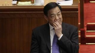 Gericht in China schmettert Berufung von Bo Xilai ab