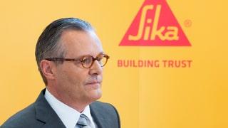 Übernahmestreit: Sika-Führung siegt vor Kantonsgericht