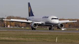 Lufthansa-Streik: 113'000 Passagiere am Montag betroffen