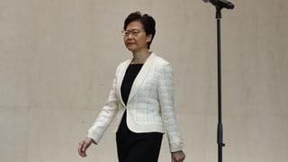 Regierung zieht umstrittenes Auslieferungsgesetz zurück