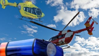 Luftkampf zwischen Rega und TCS im Aargau eskaliert wieder