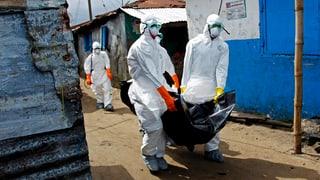 Kampf gegen Ebola: Obama will 3000 Soldaten entsenden