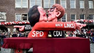 «SPD und Union klammern sich wie Ertrinkende aneinander»