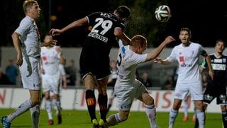 FC Wohlen startet erfolgreich in eine vielversprechende Rückrunde