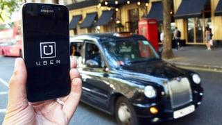 Ungemach für Uber in Grossbritannien