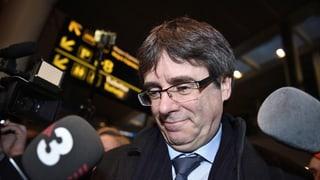 Puigdemont soll katalanischer Regionalpräsident werden