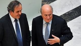 Fifa-Ethikkommission fordert Sanktionen gegen Blatter und Platini