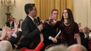 CNN verklagt das Weisse Haus