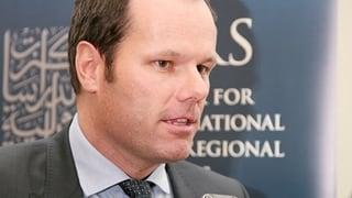 «Katar wird wohl einlenken», sagt Golf-Kenner Eckart Woertz. Das Emirat wolle eine Eskalation verhindern und keinesfalls die Truppen-Basis der US-Armee verlieren.