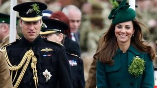 Kate und William: Irische Trinkkultur zum St. Patrick`s Day