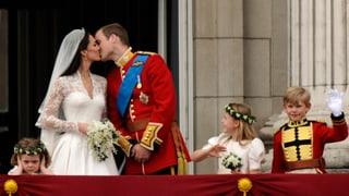 Kate und William: Vor vier Jahren haben sie Ja gesagt
