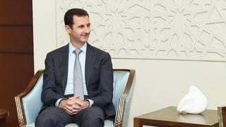 Syrien heisst Luftschläge im eigenen Land gut