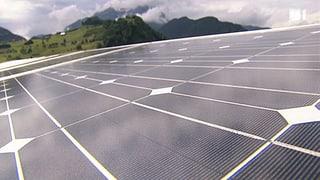 Strombranche kassiert Solar-Fördergelder