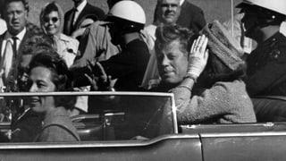 Der verhängnisvolle 22. November 1963 in Bildern