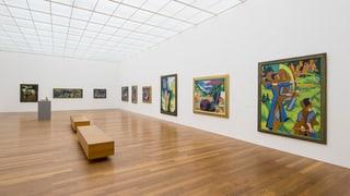 Museum da Kirchner sclerescha derivanza da radund 80 maletgs