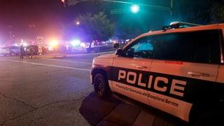 Drei Tote bei Schiesserei nahe Los Angeles