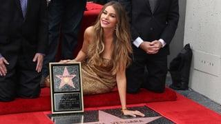Ein Hollywood-Stern für Sofia Vergara