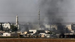Kurden vermelden militärische Erfolge im Kampf um Kobane