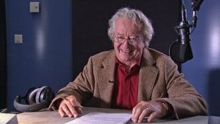Die «Kassensturz»-Stimme: Peter Kner, seit 40 Jahren dabei (Artikel enthält Video)