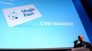 MagicPass: Dumping u concept per il futur?