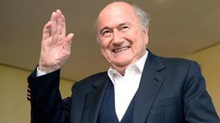Sepp Blatter und die Liebe zu seinen Nächsten