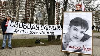 Nadeschda Sawtschenko schuldig gesprochen