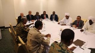 Im Sudan stehen die Zeichen auf Entspannung