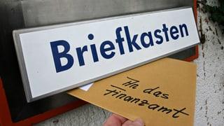 Steuersünder rennen deutschen Finanzämtern die Türen ein