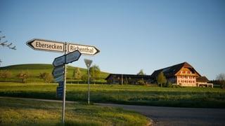 Ebersecken und Altishofen erhalten Geld vom Kanton Luzern