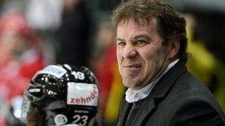 EHC Olten schickt Trainer Scott Beattie in den «Urlaub»