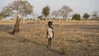 Klimawandel verstärkt den Hunger in vielen Ländern