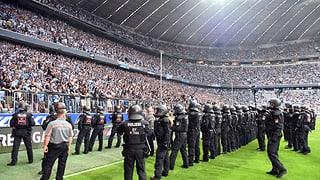 Ein schwarzer Tag für 1860 und den deutschen Fussball