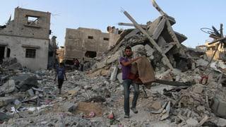 Waffenruhe im Gaza-Konflikt verlängert
