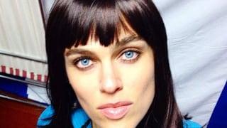 Nina Burri: Schlangenfrau wird Schauspielerin