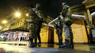 Terrorwarnung legt Brüssel lahm