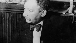 Mein Joseph Roth - ein Klassiker für die Hörspiel-Bühne
