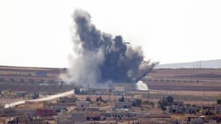 Syrien sperrt sich gegen eine Pufferzone