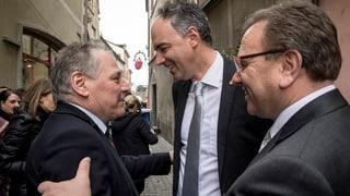 CVP-Parteispitze will FDP im Staatsrat – ohne Freysinger