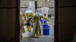 «Bevölkerung weiss nicht, ob sie Ebola hat»
