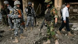 Irakische Armee startet Offensive gegen IS-Hochburg Mossul