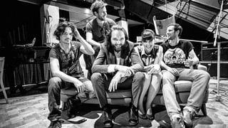 Wo sind die Schweizer Bands im Ausland?