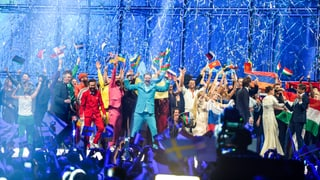 Video «ESC 2014 - 1. Halbfinal » abspielen