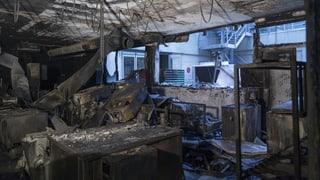 Brand in Eta Grenchen trifft «Herzstück der Uhrenproduktion»