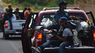 Mexikos Regierung geht gegen bewaffnete Zivilisten vor