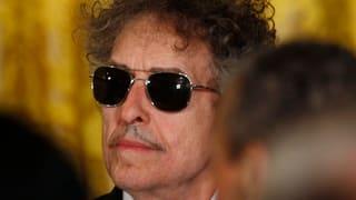 Bob Dylan kommt nicht zur Nobelpreisverleihung