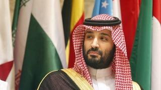Auch Saudi-Arabien beschuldigt den Iran