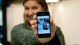 Dating-Apps: So geht es dort ab