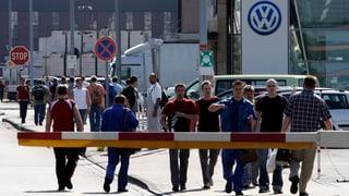 VW verschärft Sparkurs – Arbeitsplätze in Gefahr?